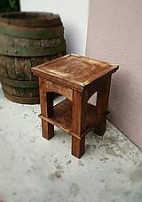 Nábytok - aj nočný stolček - 4504452_