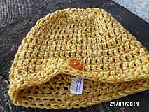 Čiapky - čiapka- homeles :) - 4505136_