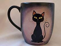 Nádoby - Hrncek - Black Cat 2 - 4505128_