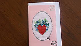 Papiernictvo - srdce a nezábudky - 4507510_