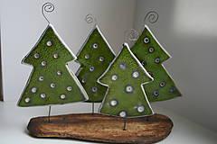 Dekorácie - vianočné stromčeky - 4  - 4508479_