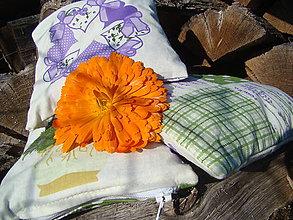 Úžitkový textil - Minivankúšiky - 4511403_