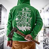 Oblečenie - Mikina Alica pre pánov - 4508091_