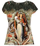 Tričká - Tematická trička vel.S-M - 4510559_