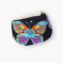 Peňaženky - Čierna peňaženka - 4509004_