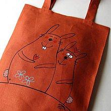 Nákupné tašky - TO JE LÁSKA :o= - taška nákupka - 4511341_