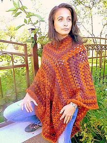 Iné oblečenie - Pončo Jesenník - 4508187_