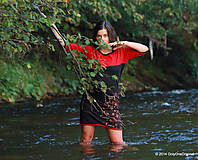 Šaty - Rusalka - 4512704_