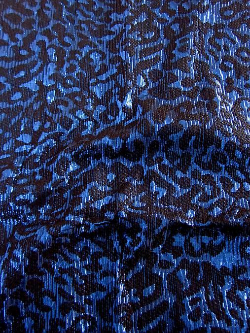 3757c100ba67 Metalický žakár   ZoeFabrics - SAShE.sk - Handmade Textil