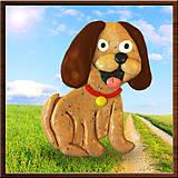 Magnetky - Pes, najlepší priateľ človeka - 4514042_