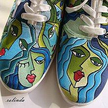 Obuv - Pop art - 4517832_