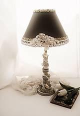 Svietidlá a sviečky - PREDANÁ Lampa-Slávnosti vyrobenín-príbeh šiesty - 4521027_