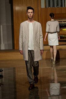 Kabáty - šedý kabát - 4518020_