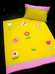 Textil - na slnečnej lúke... - 4522904_