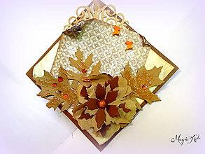 Papiernictvo - Jesenné potešenie - 4524151_
