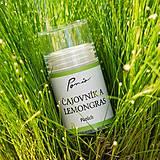 - Čajovník a lemongras - prírodný dezodorant - 4527962_