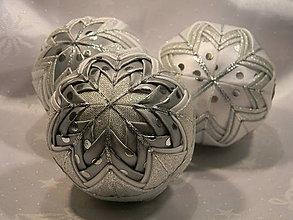 Dekorácie - vianočné ozdoby 58 - 8cm - 4528097_