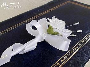 Pierka - svadobné pierko - 4529710_