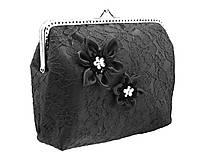 Čipková dámská  kabelka  06501