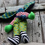Hračky - Zajíc - 4534387_