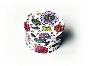 Krabičky - Šperkovnica - 4537029_