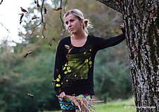 Topy, tričká, tielka - Jesenná impresia - 4534278_