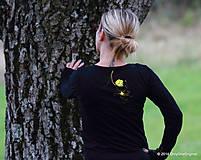 Topy, tričká, tielka - Jesenná impresia - 4534299_