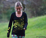 Topy, tričká, tielka - Jesenná impresia - 4534300_