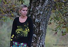 Topy, tričká, tielka - Jesenná impresia - 4534303_