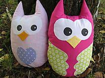 Úžitkový textil - ružové kamošky - 4537085_