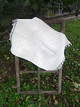 Úžitkový textil - Maslová deka do kočíka - 4539653_