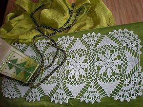 Úžitkový textil - VIANOČNÉ PREKVAPENIE - 4540788_