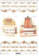 Papier - Ryžový papier Vane 571 - 4538453_