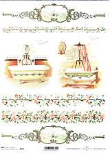 Papier - Ryžový papier Vane 572 - 4538454_