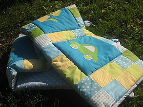Textil - mantinel za posteľ - 4541817_