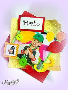 Papiernictvo - Marko a krtek - 4543384_