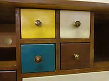 Nábytok - Tv stolík  č. 8 - 4544334_
