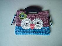 Detské tašky - Taštička - 4542779_