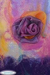 Obrazy - Radosť v kvete ukrytá /arttexový obraz/ - 4550034_