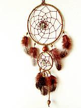 Dekorácie - ♦ Indiánsky lapač sníkov ♦ - 4549300_