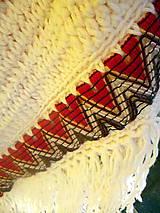 Iné oblečenie - Pončo netradične tradičné . . . - 4548424_
