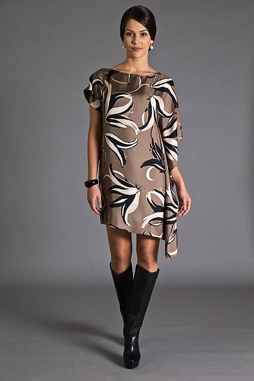 c3f02408a6ff Extravagantné šaty   MiraMarce - SAShE.sk - Handmade Šaty