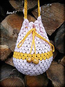 Detské tašky - Kapsička -