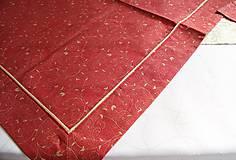 Úžitkový textil - obrus na stôl 70x70 cm - 4556858_