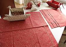 Úžitkový textil - obrus na stôl 70x70 cm - 4556865_