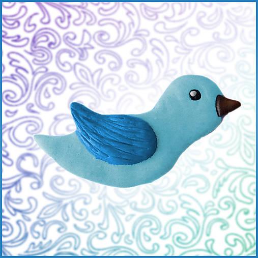 Vtáčik - magnetka