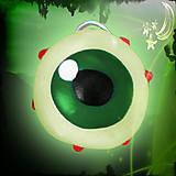 Kľúčenky - Svietiace oko! :-D - 4560701_