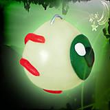 Kľúčenky - Svietiace oko! :-D - 4560702_