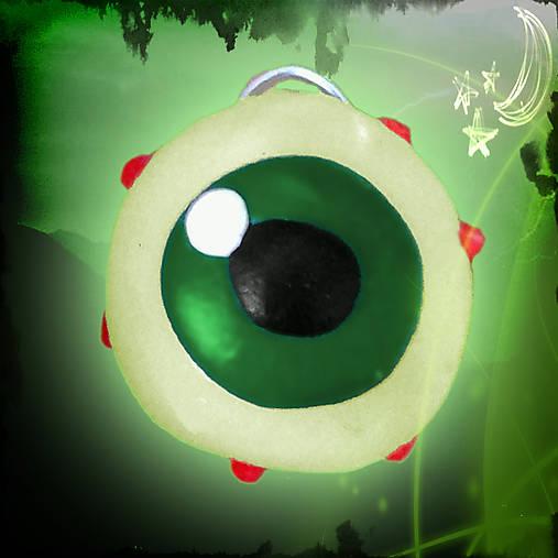 Svietiace oko! :-D