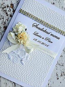 Pierka - Svadobné menu - 4565688_